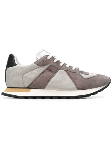 Maison Martin Margiela Replica Runner Sneakers Nude And Neutrals Tjh6HY4xU3