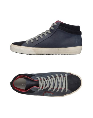 Philippe Model Sneakers Dark Blue Dqr9U35ITP