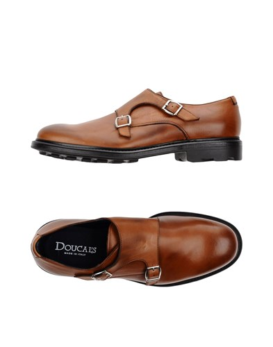 Doucal's Loafers Camel GSdlO
