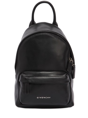 Givenchy Nano Smooth Leather Backpack Black gEqxgnns