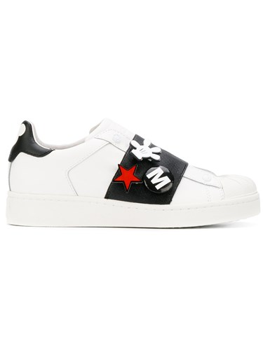 Moa Master Of Arts Action Low Top Sneakers White gKSLCkWMCY