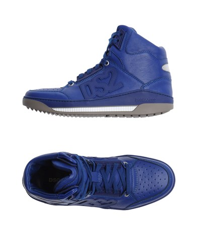 DSquared Dsquared2 Sneakers Blue HdOkQ8DLN