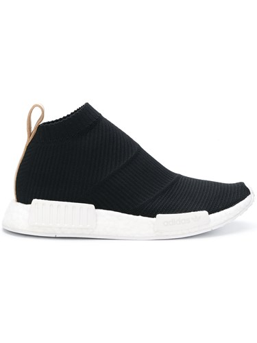 adidas High Top Sneakers Black GR6Ci