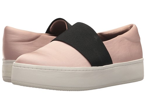 Via Spiga Traynor Blush Canvas Shoes Pink QM0FVMT