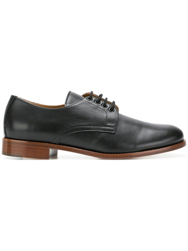 Joseph Classic Derby Shoes Black Tv6X1Atr
