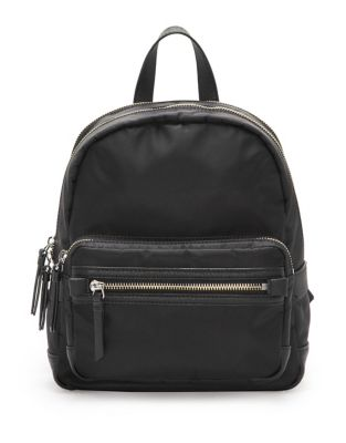 Camuto Black Patch Small Backpack Vince 0qSd8pwp