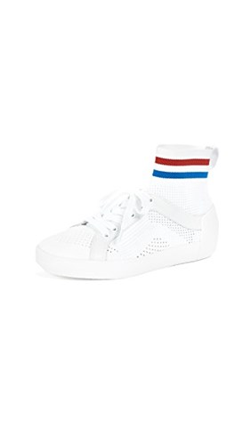 Ash Ninja Sneakers White Red Blue bEutY