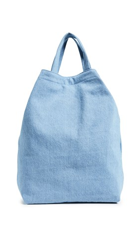 Baggu Duck Bag Washed Denim nB0J2ARAPw