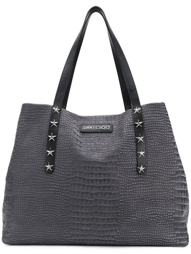 Grey Jimmy Tote Choo Pimlico Bag qrxICr0w