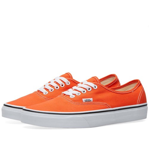 Vans Authentic Orange eW95qV