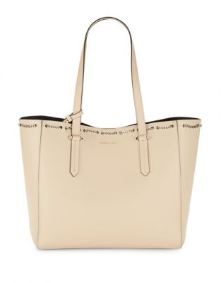 Kendall + Kylie Izzy Chain Tote Silver gvDTd