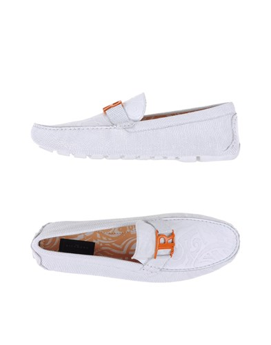 John Richmond Loafers White gtWXVxlw