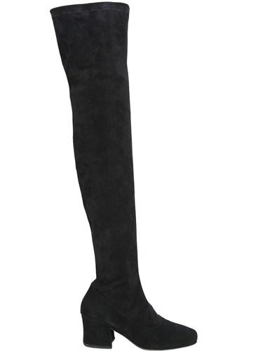 Over Dorateymur The Knee Boots Suede 60Mm Sybil H8wBrt8