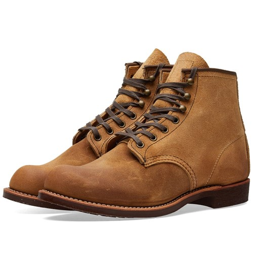 Red Wing Shoes 3344 Heritage Work 6 Blacksmith Boot Brown weESo