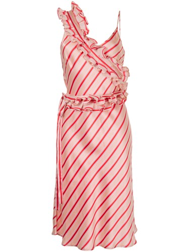 Maggie Marilyn I Need You By My Side Dress Pink And Purple 8DSV8d2X
