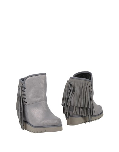 Gris Grey Grey Bottines California Bottines California of Gris of Bottines 67qfw1xnB
