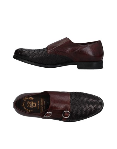 Alexander Hotto Loafers Dark Brown ctNCP8y