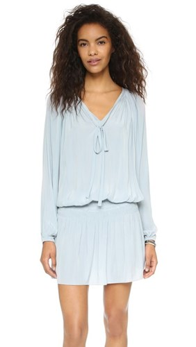 Ramy Brook Paris Dress Silver BXilwb