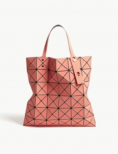 Issey Miyake Lucent Frost Tote Bag Coral q6aQP