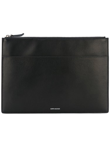 Corto 'Arto' One Black Size Women Moltedo Clutch Leather r6xqgr4