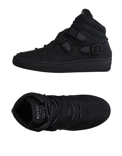 Sneakers Crown Leather Leather Leather Crown Black Sneakers Black Black Crown Leather Crown Sneakers qwvwtC