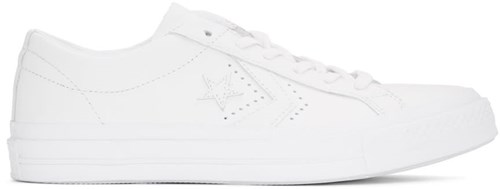 Converse White X Engineered One Star 74 Sneakers BqPX2Qz