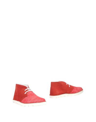 Red ONLYONE ONLYONE Boots Ankle Ankle qPwfO7