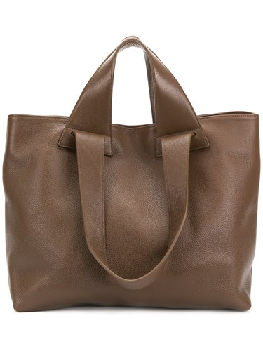 No/An Multi Strap Large Tote Brown O58Oc