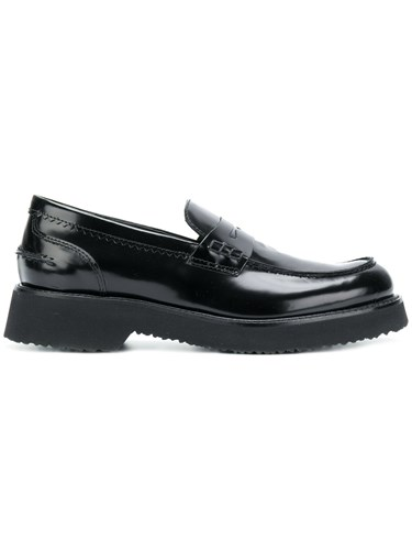 Loafers Anna F F Black Penny Anna n0ZqvwBP