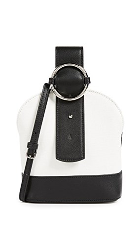 Parisa Wang Addicted Bracelet Bag Black White MQRky
