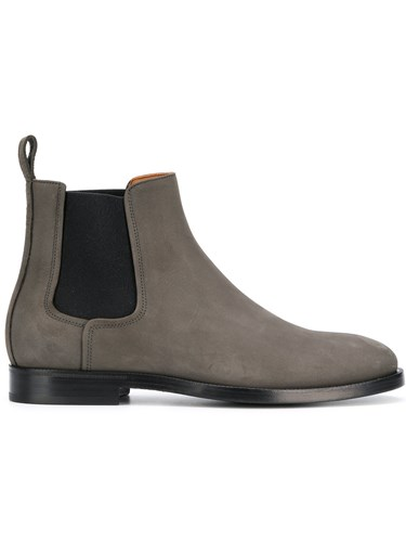 Lanvin Ankle Boots Grey CelTJd