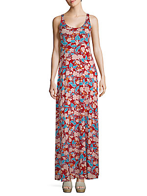 Maxi Esther Floral Rachel Pally Pink Dress Print wEqqI5