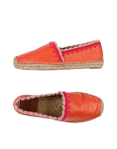Tory Burch Espadrilles Coral 6NDyj848mY