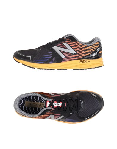 New Balance Footwear Low Tops And Sneakers Black geUjmBo6