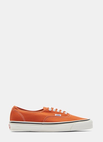 Vans Authentic 44Dx Anaheim Factory Sneakers Orange NAln6dANx