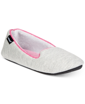 Isotoner Heather Nicole Jersey Memory With Grey Loafer Women's Signature Foam rt8Zr
