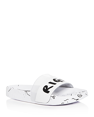 Leadcat White Shantell Slide Puma Sandals Pool Martin HFaxqn4Ew