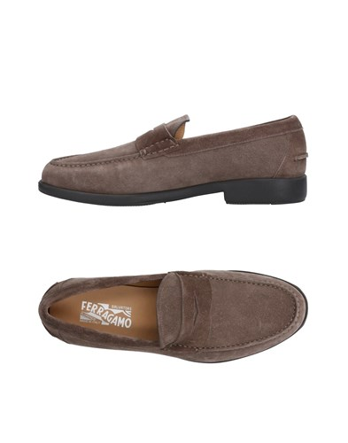 Salvatore Ferragamo Loafers Dove Grey UjijLoqjW