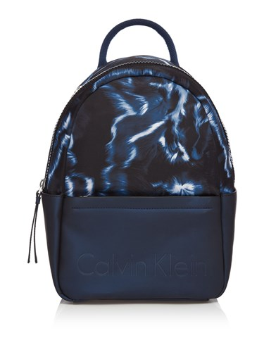 Calvin Klein Susie Backpack Blue 0irv3qwvC