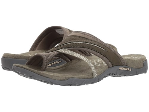 Merrell Terran Post Ii Dusty Olive Women's Shoes nUmDQ