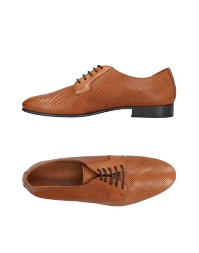 Boemos Lace Up Shoes Tan 8dp3A3VdY