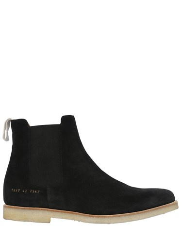 Common Projects Suede Chelsea Boots nJmPAL