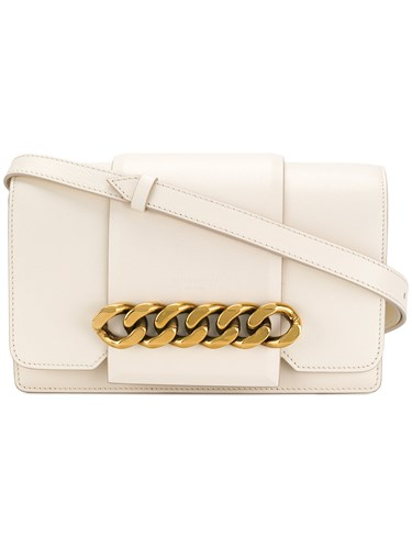 Givenchy Small Infinity Shoulder Bag White ydBVhqCIky