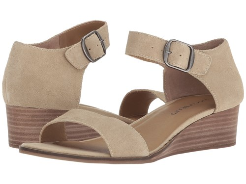 Lucky Brand Riamsee Travertine 1 Shoes Beige rx6IxmLU