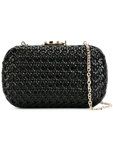 Corto Moltedo Susan C Star Clutch Bag Black i5pWk