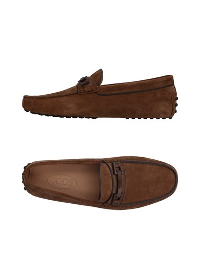 Tod's Loafers Brown grbnVY