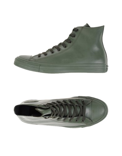 Converse All Star Sneakers Military Green ditFiC