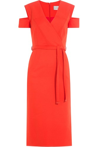 Shoulders With Red Preen Cut Bregazzi Thornton By Dress Out UHxwqaPzx