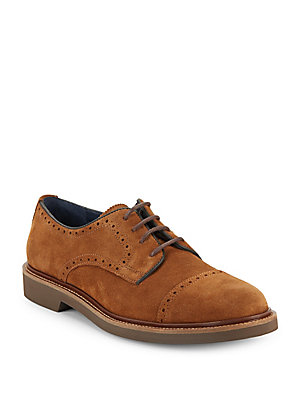 Ii Oxfords Toe Cap Cole Haan Carver Bourbon EfwUxqFx