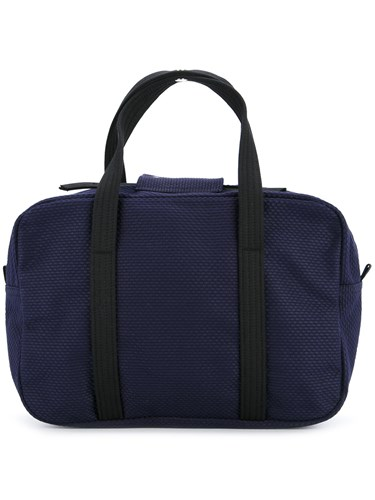 Cabas Bowler Tote Bag Blue qzhZQB07NJ